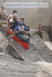 Csehország Moldva folyó-Krumlov Maraton