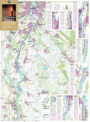 Soroksári Duna térkép teljes